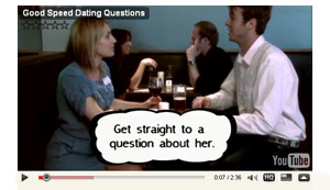 Speed Dating Tips Video